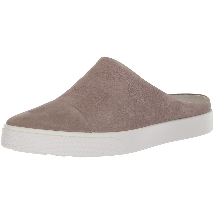 46f5a47dc9d Shop ECCO Womens Gillian Leather Closed Toe Mules - Free Shipping Today -  Overstock - 25392809