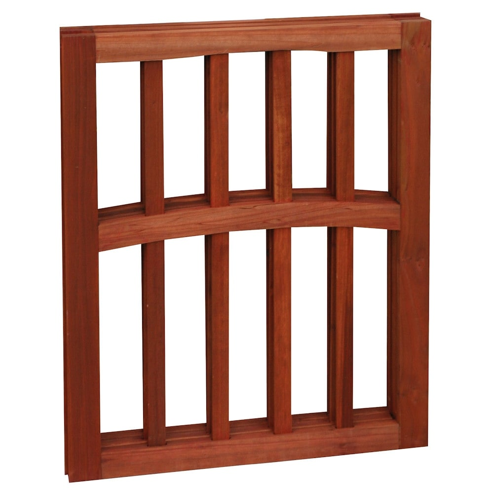 shop wooden paw print accent pet dog gate free standing tri fold