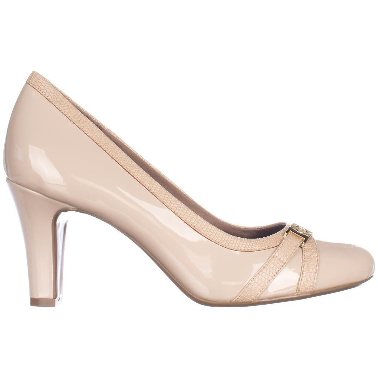 f198af37352 Shop Giani Bernini Womens Vollett Leather Closed Toe Classic Pumps - On Sale  - Free Shipping On Orders Over  45 - Overstock.com - 15426683