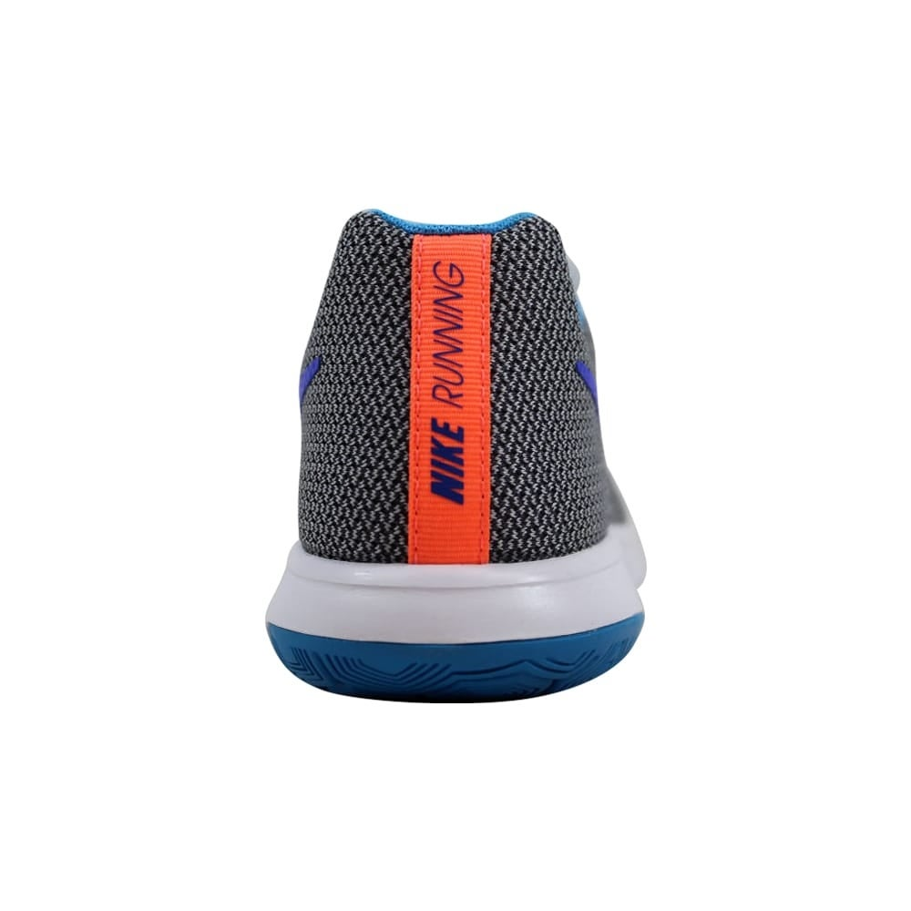 the latest b3170 6f177 Shop Nike Flex Experience RN 5 Wolf Grey Racer Blue 844729-003 Women s -  Free Shipping Today - Overstock - 27340037