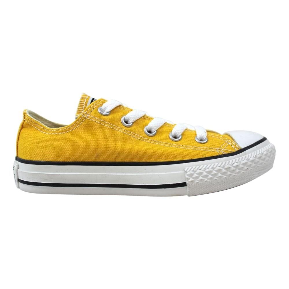 f1bc6d96d2f6 Shop Converse Chuck Taylor Ox Wild Honey Pre-School 344812F Size 12 ...