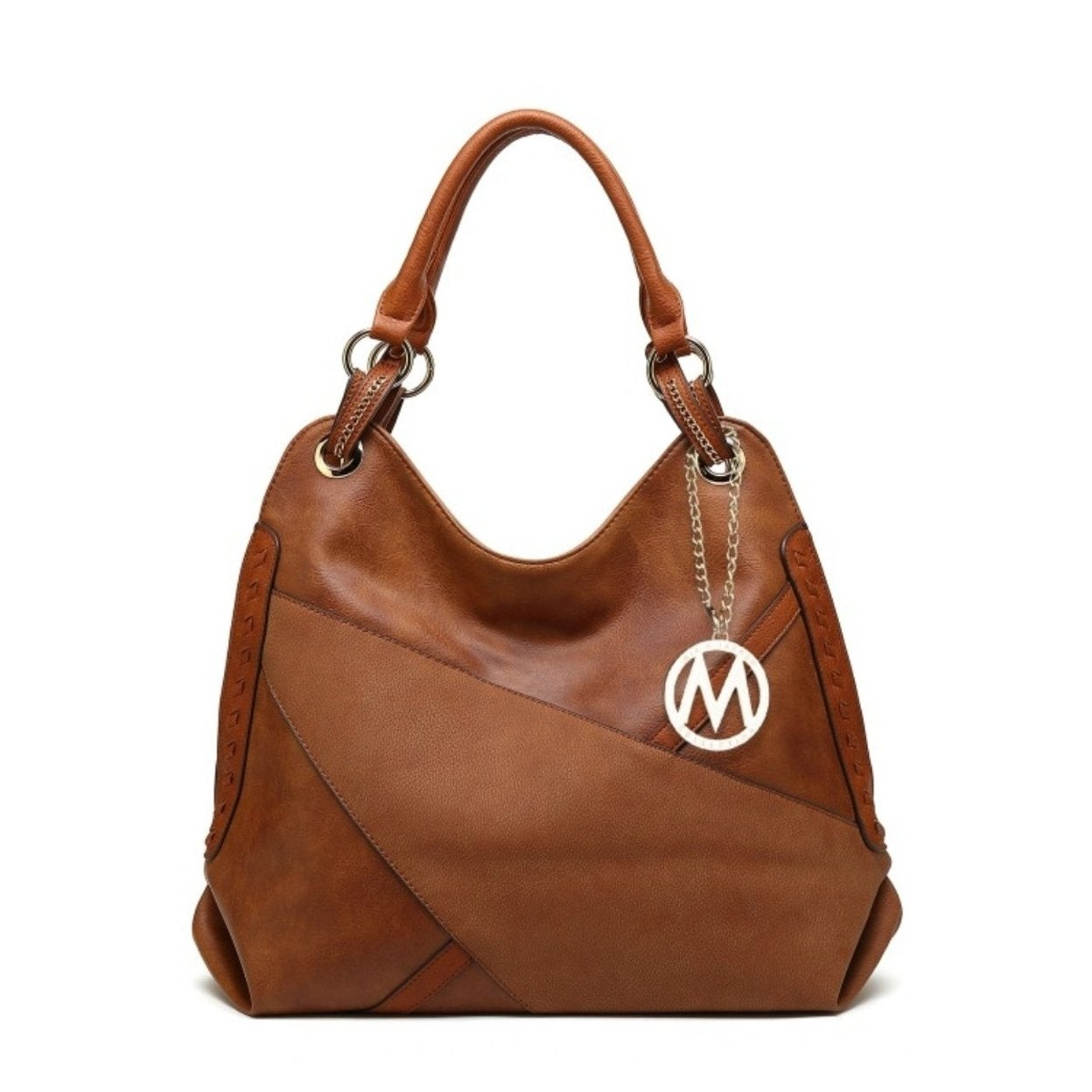 96ddcbd646c3 Shop MKF Collection Jayla Hobo Bag by Mia K Farrow - Free Shipping Today -  Overstock - 27509364
