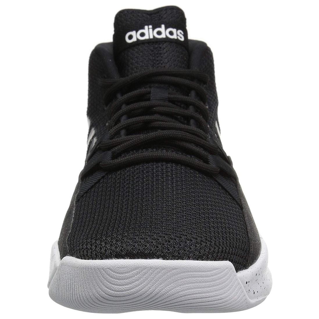 uk availability c3074 16ed2 Shop Adidas Men s Streetfire Basketball Shoe, Black White, 9.5 M Us - Free  Shipping Today - Overstock.com - 25609587