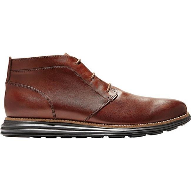 d88c19d74bbc9 Shop Cole Haan Men s Original Grand Chukka Boot Woodbury Leather Dark Roast  - Free Shipping Today - Overstock - 25637772