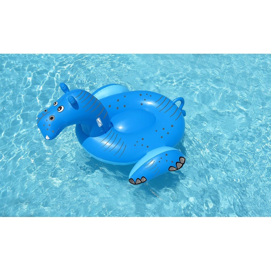 Shop Water Sports Inflatable Giant Hippopotamus Swimming Pool - Hippopotamus pool table