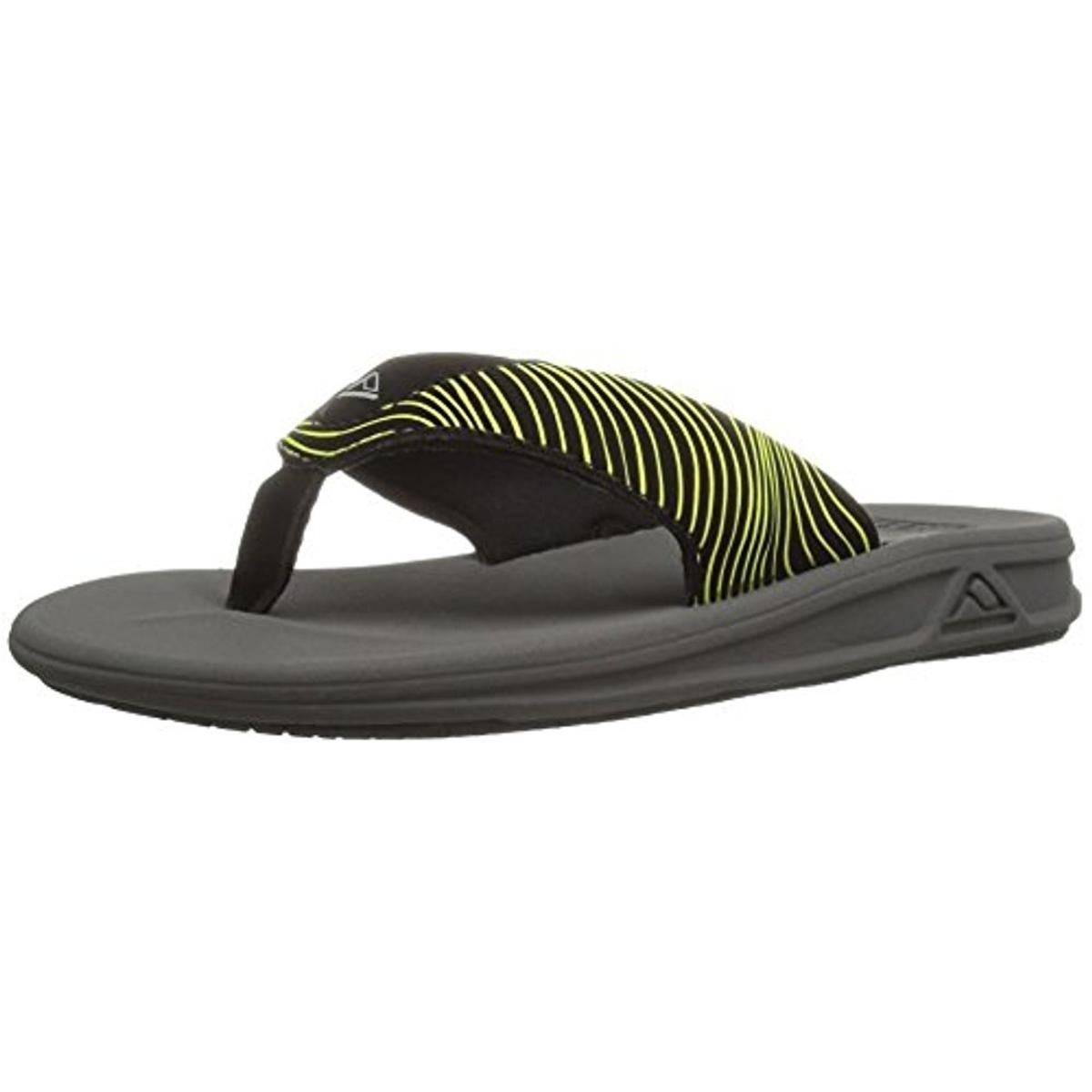 25ae73b40 Shop Reef Boys Grom Rover Prints Flip-Flops Printed Man Made - Free  Shipping On Orders Over  45 - Overstock - 14945961