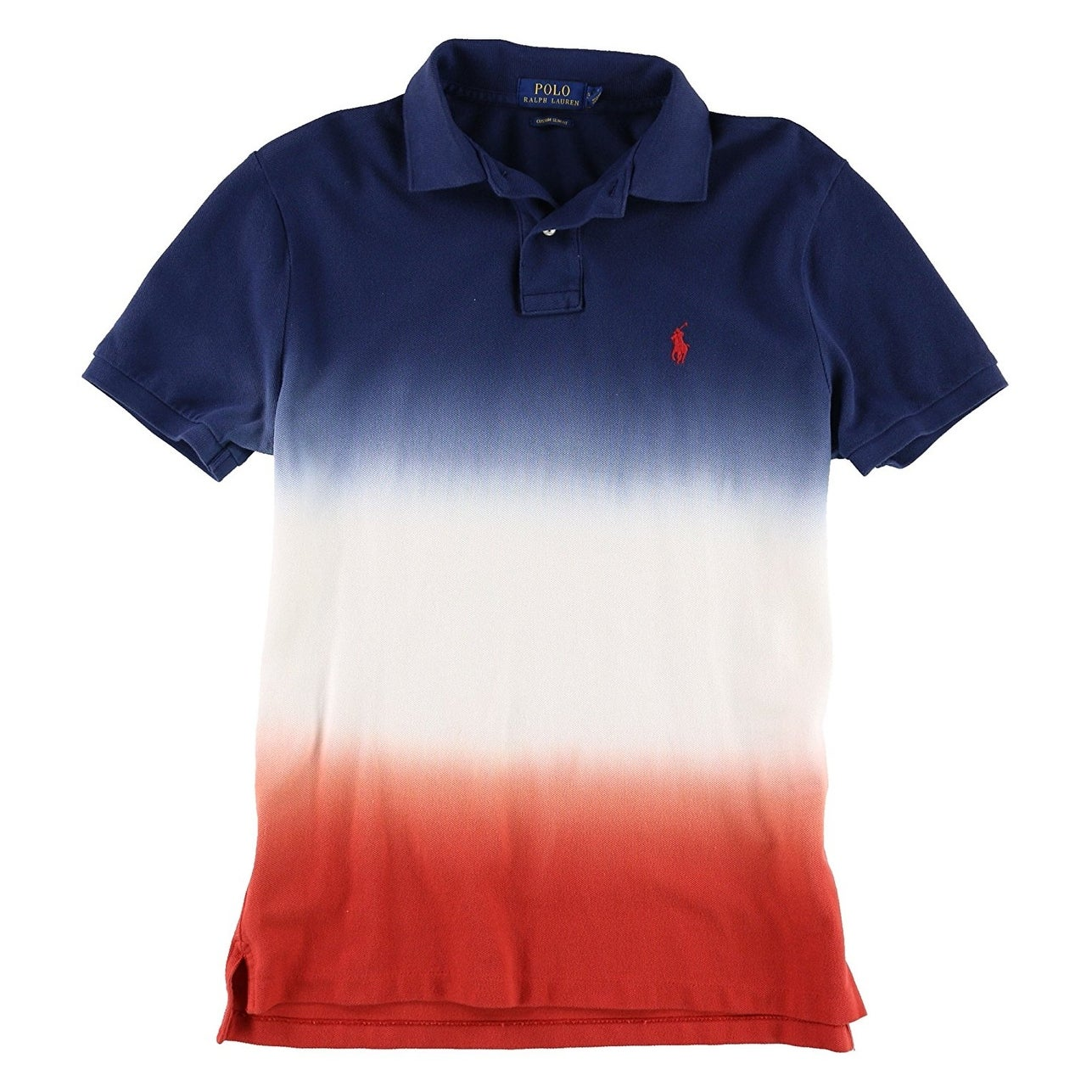 Shop Polo Ralph Lauren New Red White Blue Mens Size Large L Polo