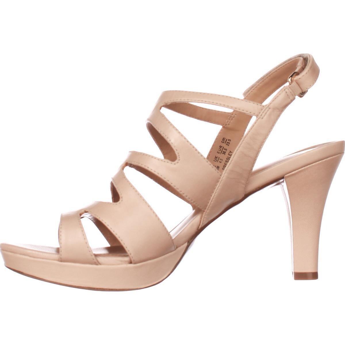 056f5b749ef1 Shop naturalizer Pressley Platform Strappy Dress Sandals