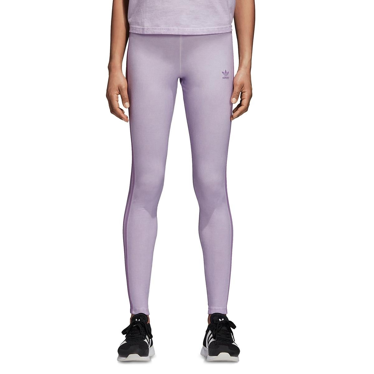 6578ffb98e2 Shop adidas Originals Womens Athletic Leggings Fitness Running - Free  Shipping On Orders Over $45 - Overstock - 28276430