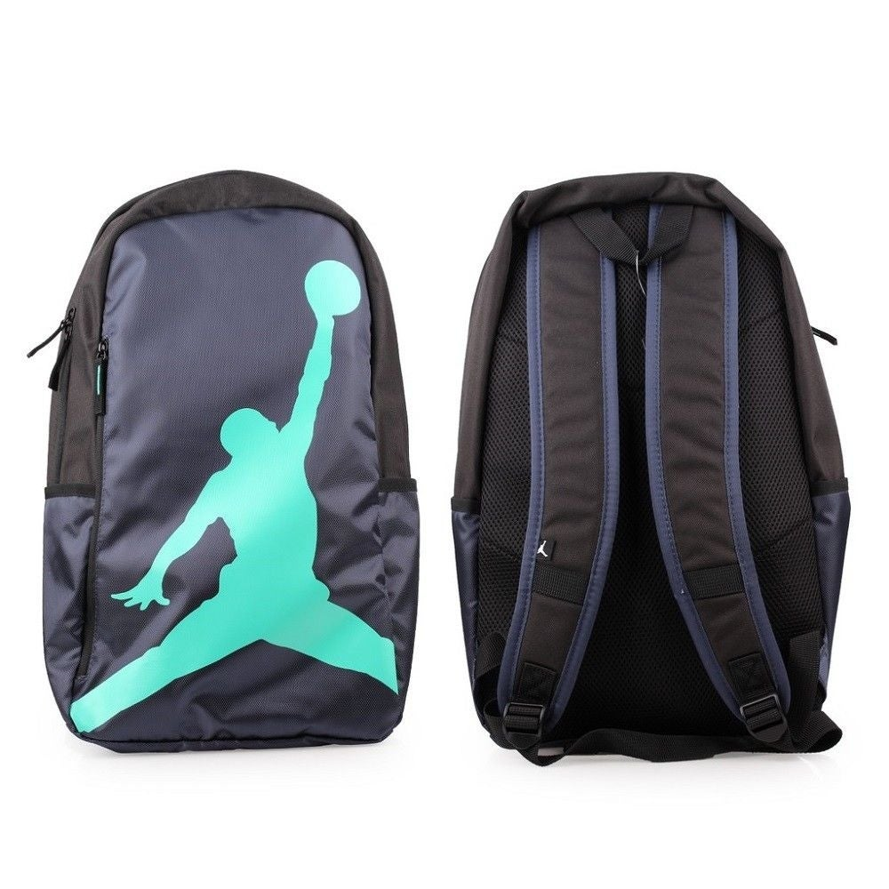 9aa1af9f1c0a Shop Nike Air Jordan ISO School Backpack 9A1911 - Ships To Canada -  Overstock - 22544484