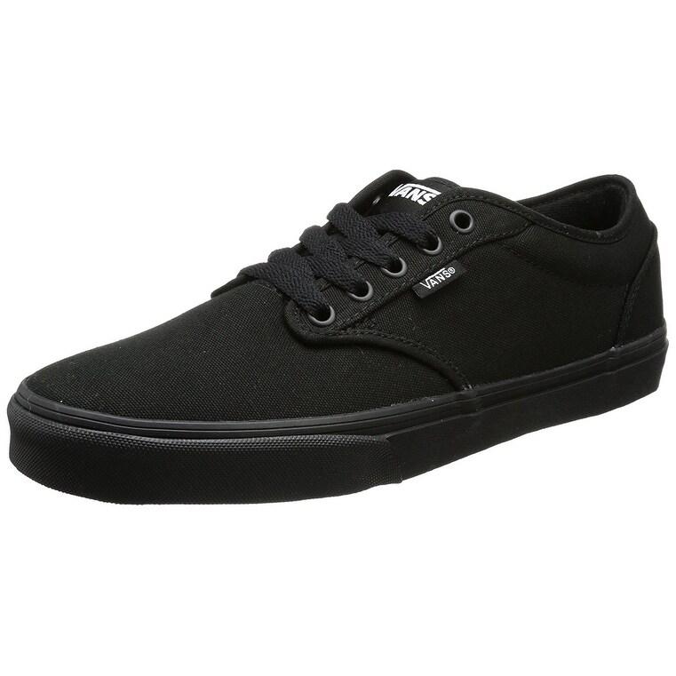 c5f95396d8645e Shop Vans Men Atwood Canvas Low-Top Sneakers