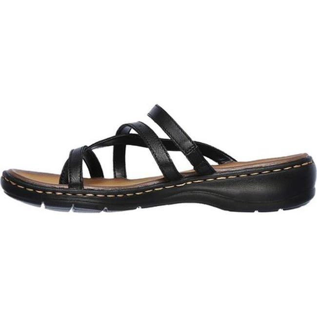 f505de37be4 Shop Skechers Women's Passenger Quatre Toe Loop Sandal Black - Ships To  Canada - Overstock - 20897224