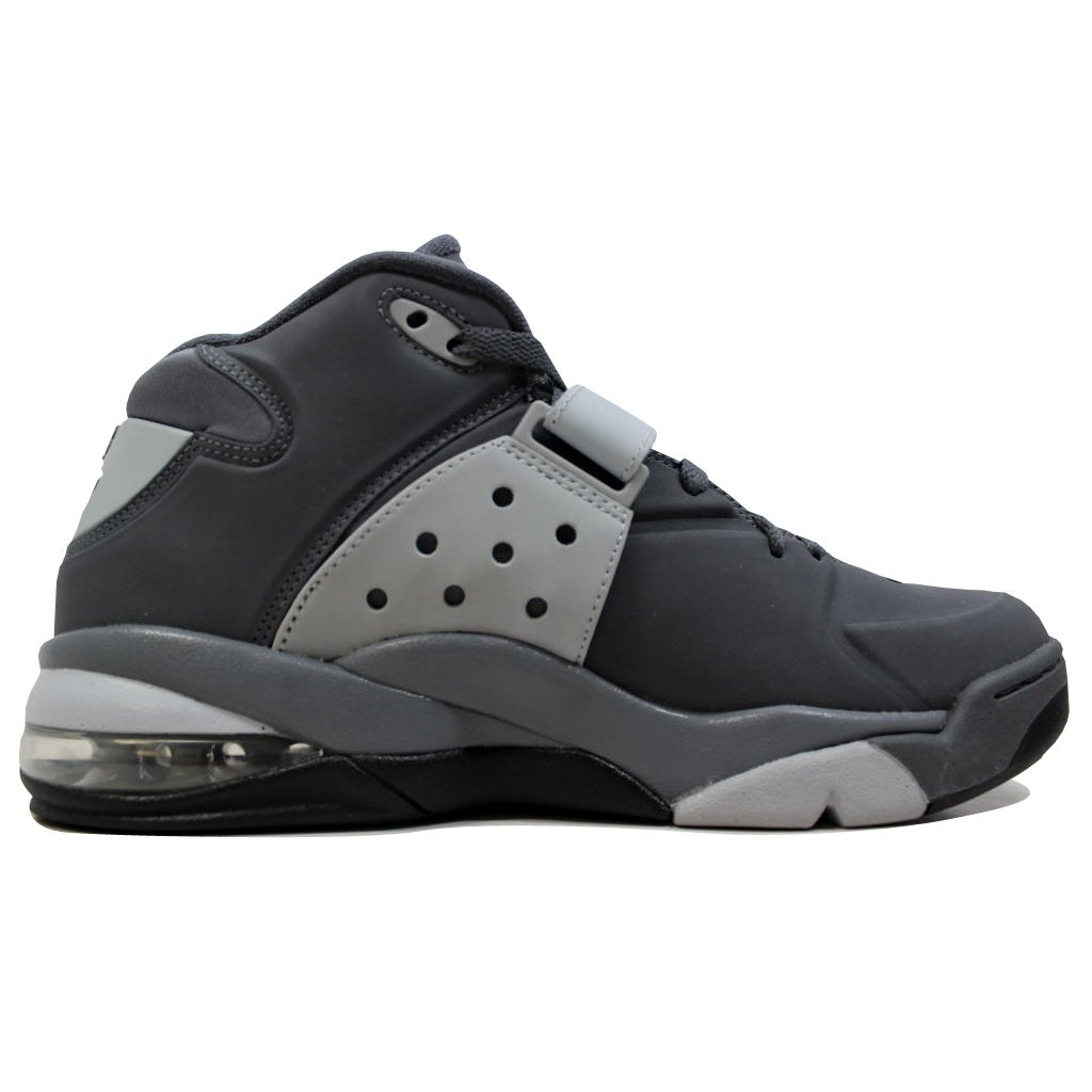 buy online bbafd ed6b8 Shop Nike Men s Air Force Max 2013 Dark Grey Dark Grey-Wolf Grey-Black  555105-001 Size 9 - Free Shipping Today - Overstock - 20131435