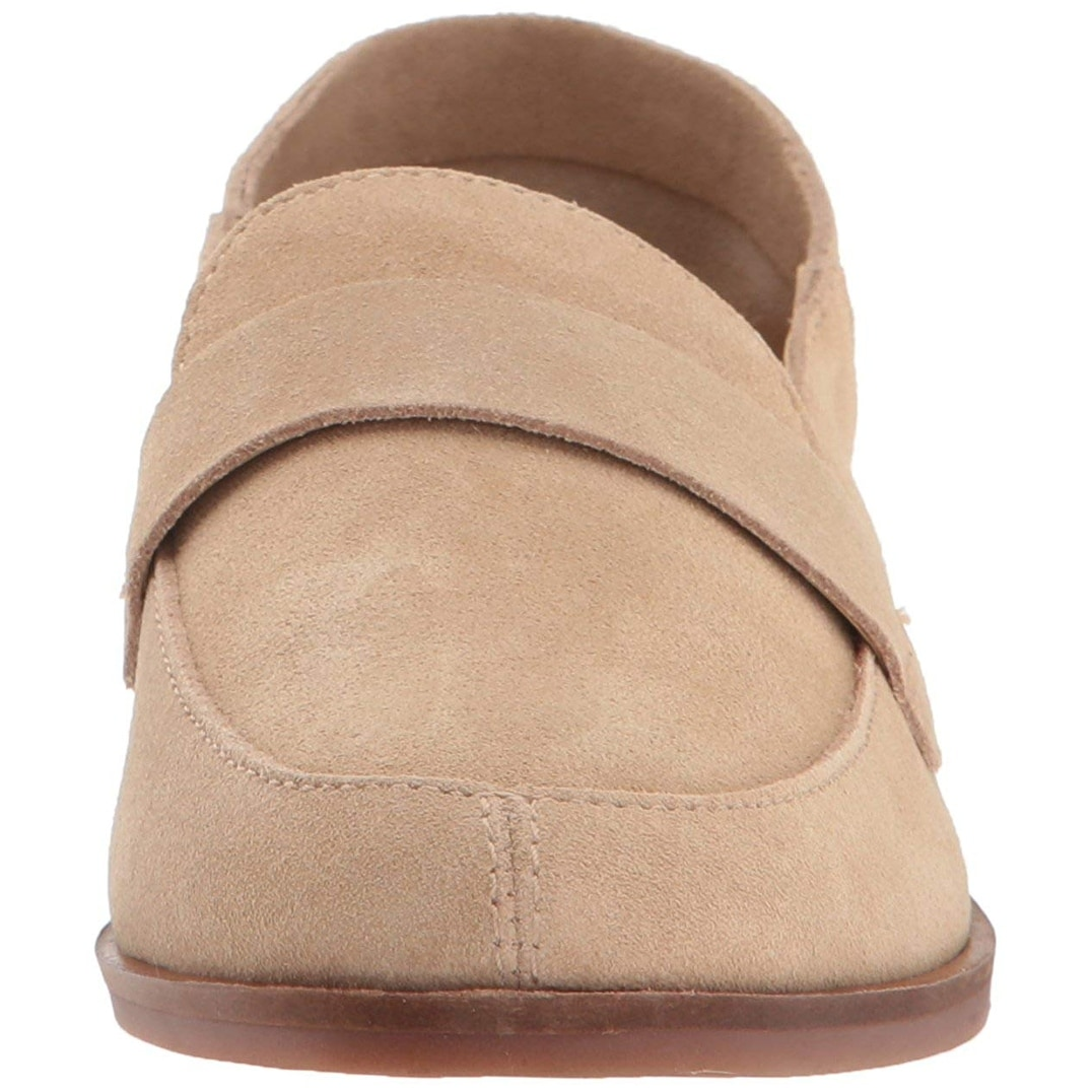 407e478617d Shop Lucky Brand Womens chennie Suede Closed Toe Loafers - 9 - Free  Shipping On Orders Over  45 - Overstock - 22307591