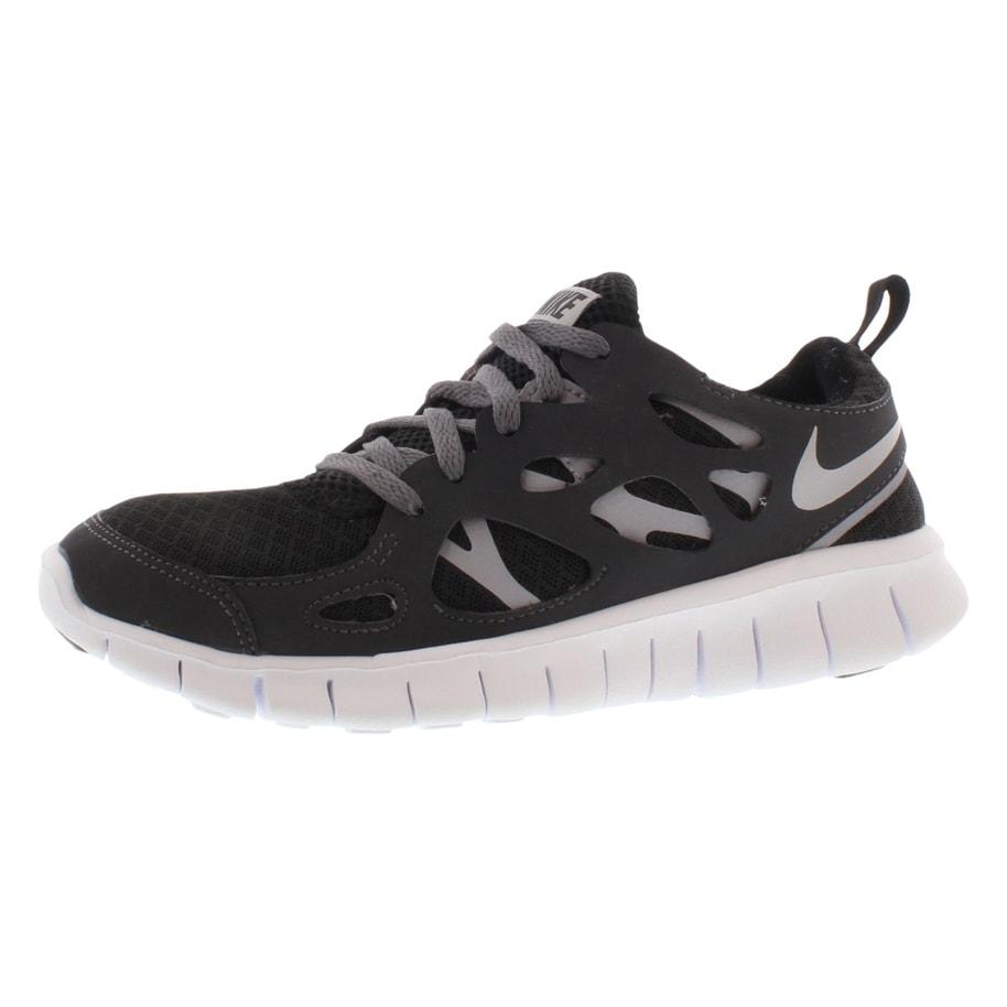 4ca216a705d Shop Nike Free Run 2 (GS) Running Junior s Shoes - Free Shipping ...