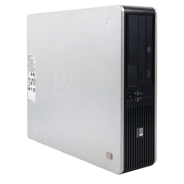 HP DC5800 Desktop Computer SFF Intel Core 2 Duo E6550 2.33G 4GB DDR2 160G  Windows 7 Pro 1 Year Warranty (Refurbished) - Silver - Free Shipping Today  ...