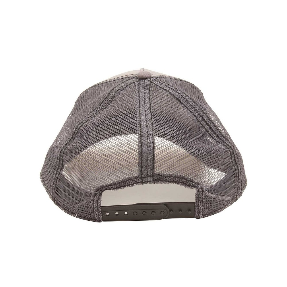 63833f13ca2 Shop Goorin Bros. Mens Shades of Black Hat in Grey - Free Shipping On  Orders Over  45 - Overstock.com - 15948503
