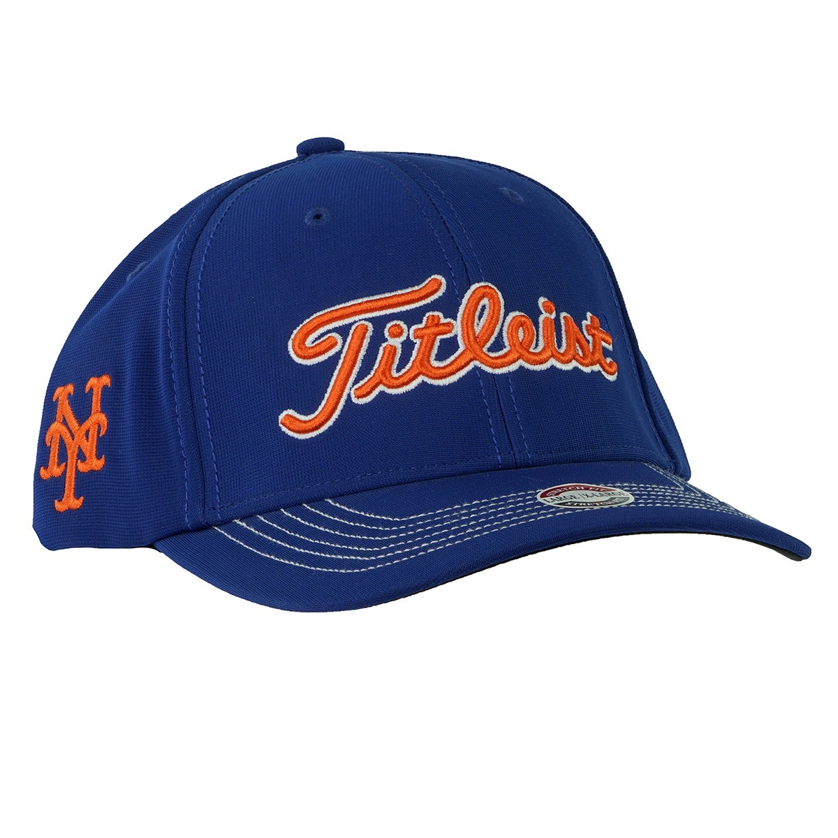 Shop Titleist Men s Professional Performance Hat Mets - Royal Orange - Free  Shipping On Orders Over  45 - Overstock.com - 25669334 161f9f2560e