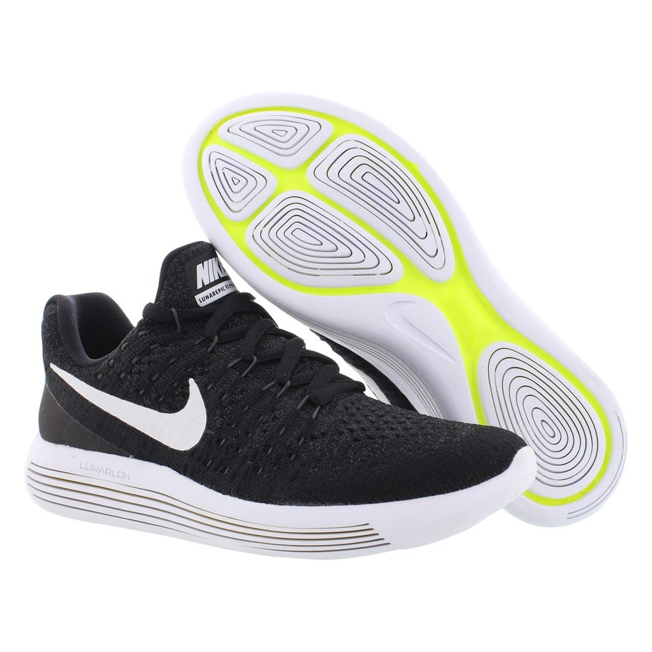 brand new 960a4 332d7 Nike Lunarepic Lo Flyknit 2 Running Boy's Shoes Size