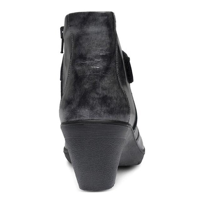 Gray Manifest Spring Bootie Leather Step Women's Patent BCxoed