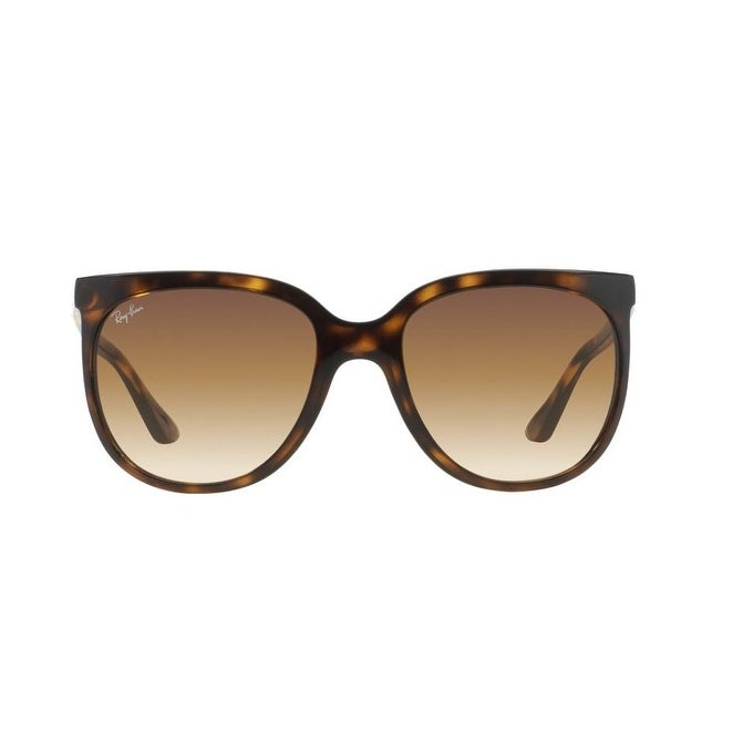 f52092f2adb Shop Ray-Ban Cats 1000 - Light Havana Frame Crystal Brown Gradient Lenses  57Mm Non-Polarized - Tortoise - One size - Free Shipping Today - Overstock  - ...