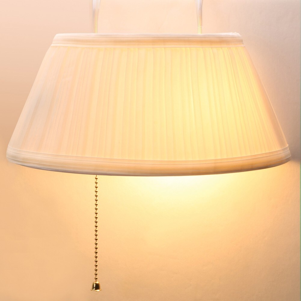 reading by lighting headboard furniture light fitted lamp bedroom surface mounted sharps back