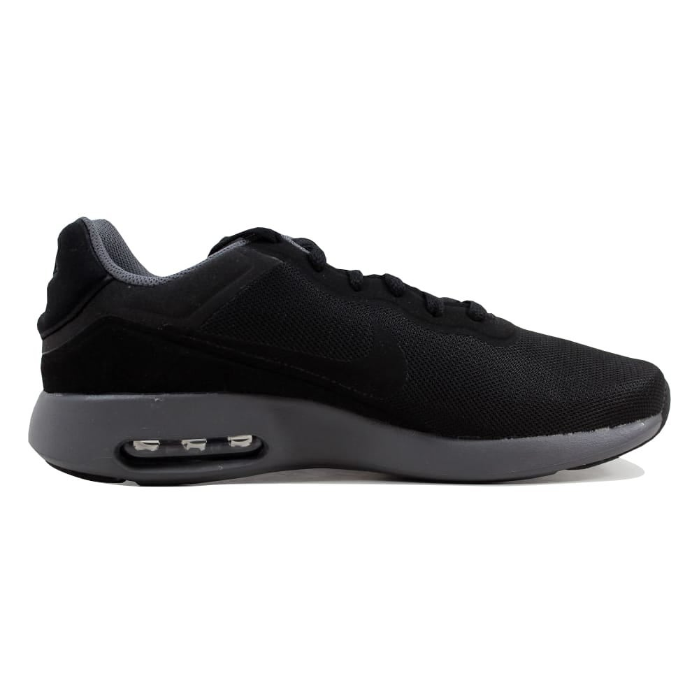 8dd763e525c821 Shop Nike Men s Air Max Modern Essential Black Black-Dark Grey Size 8 - On  Sale - Free Shipping Today - Overstock - 22340422