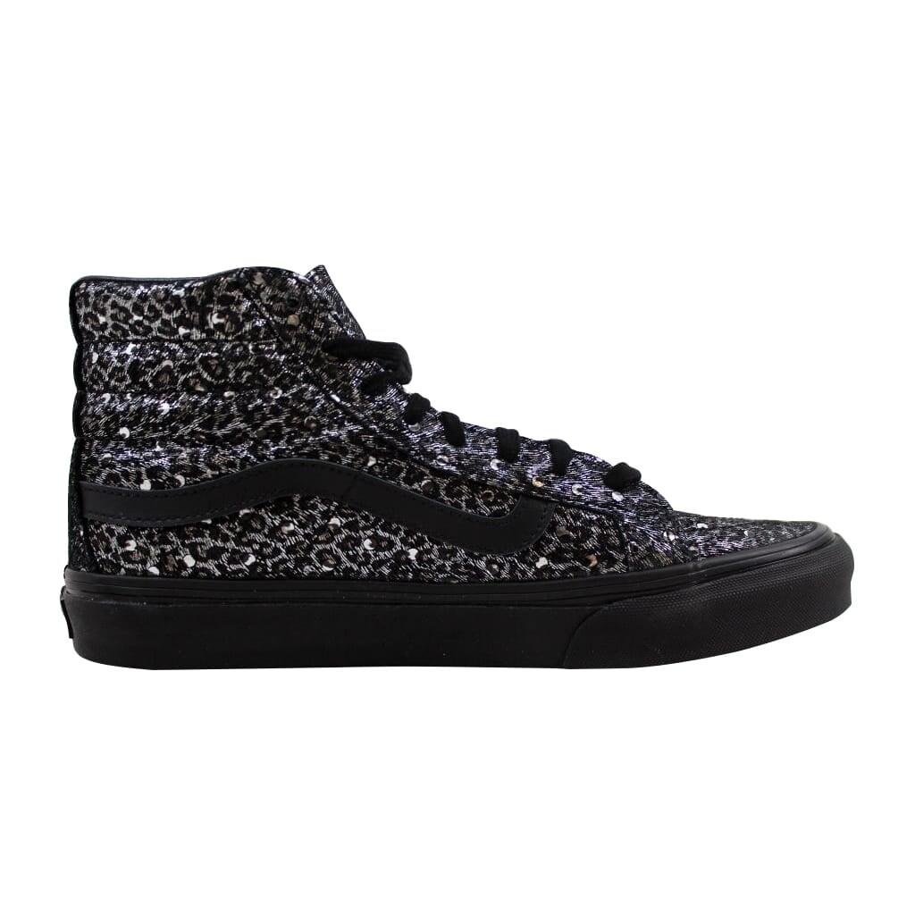 24322340bd Shop Vans Sk8 Hi Slim Black Metallic Leopard VN00018IJQC Men s - Free  Shipping On Orders Over  45 - Overstock - 21893949