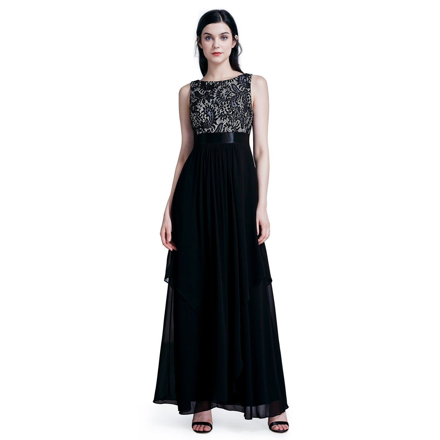 Ever Pretty Women S Lace Long Evening Party Maxi Dresses For 08217 On Free Shipping Today 25603702