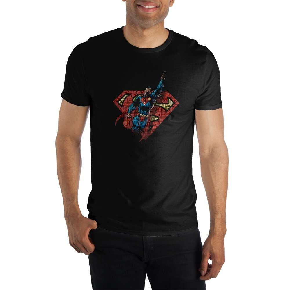 Flying Through T-Shirt DC Comics Sizes S-3X NEW Wonder Woman