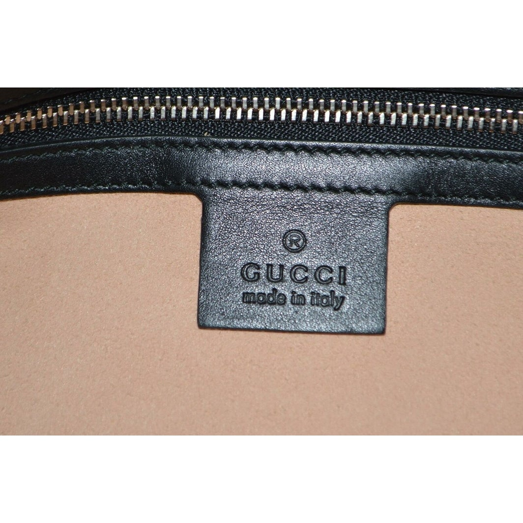 8d05a655e0eb Shop Gucci Black Extra Large Maxi Dionysus Embroidered Tiger Hobo Purse -  Free Shipping Today - Overstock - 27890308