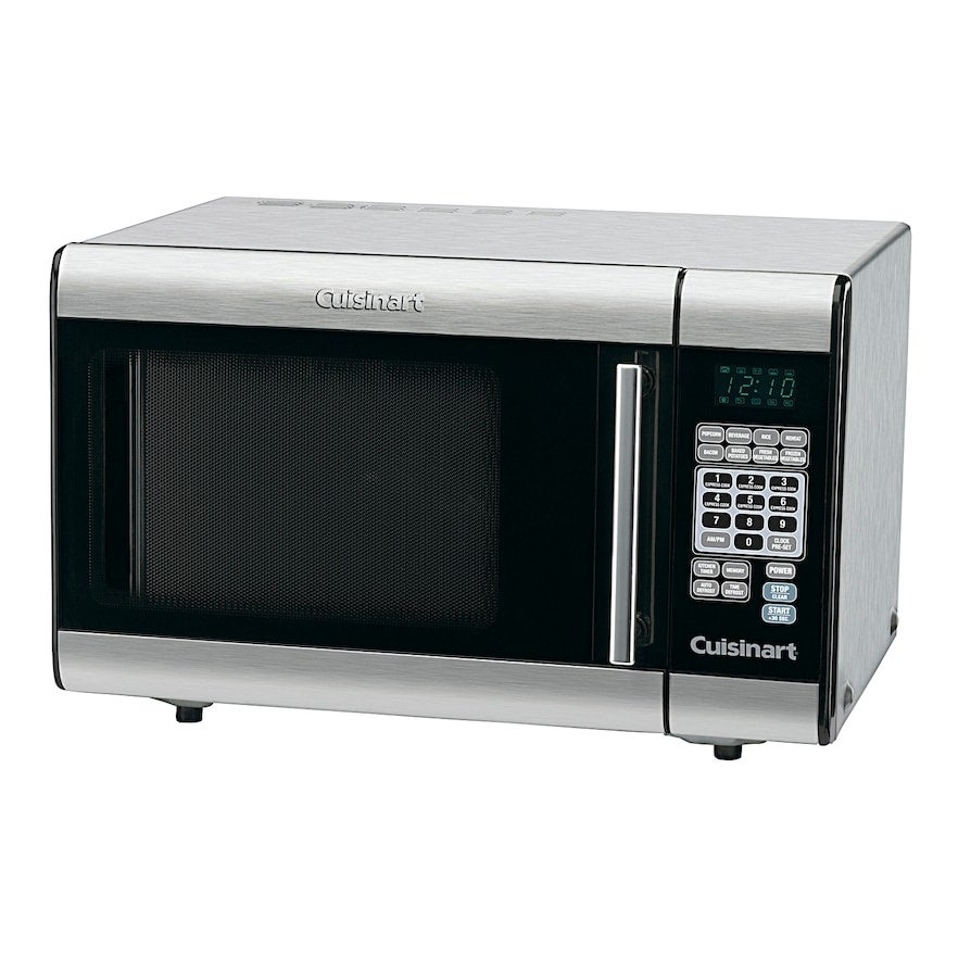 Cuisinart Cmw 100 1 Cubic Foot Stainless Steel Microwave Oven Free Shipping Today 22484601