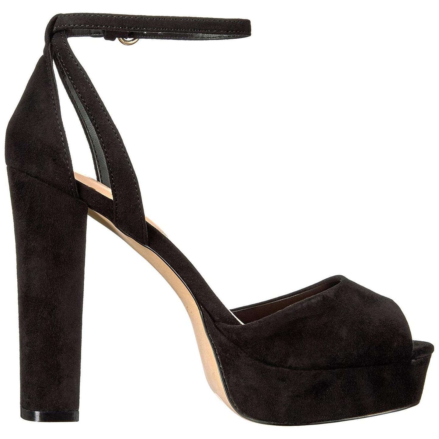 fc2bcbaf437 Shop Aldo Women s Olivarra Platform Sandal - 9 - Free Shipping Today -  Overstock - 24198376