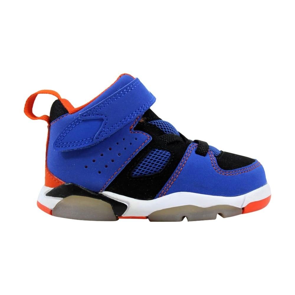 0b021695bf302 Shop Nike Air Jordan FLTCLB  91 Royal White-Black 555330-415 Toddler ...