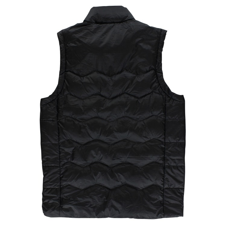 sports shoes 07205 25ec4 Shop Jordan Mens Flight Hyperply Down Vest Black - Black Red - M - Free  Shipping Today - Overstock - 22544962