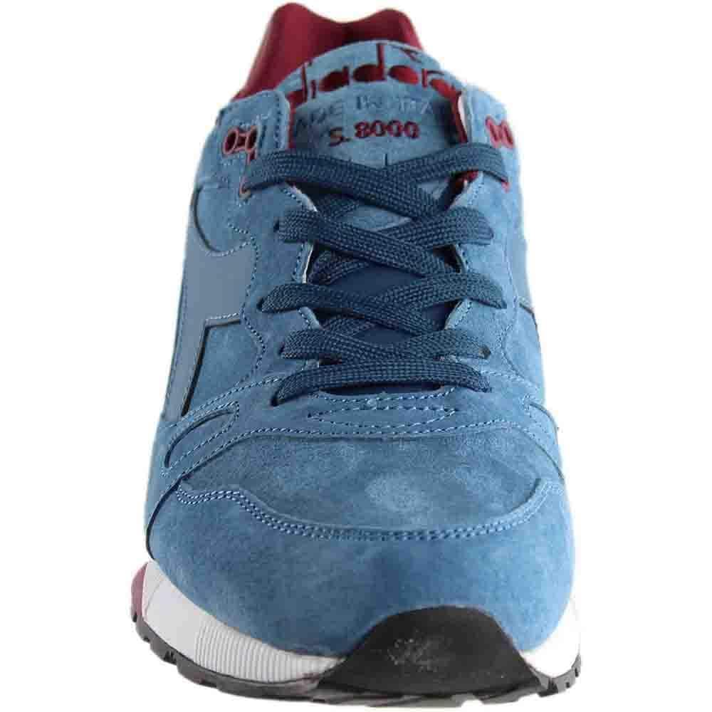 0c3b51894b Diadora Mens S8000 Italia Running Casual Sneakers Shoes