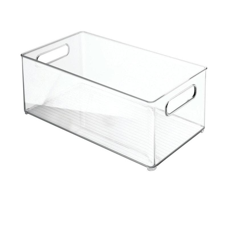 shop interdesign 75230 refrigerator and freezer storage anizer Storage Shelf shop interdesign 75230 refrigerator and freezer storage anizer clear free shipping on orders over 45 overstock 17035509