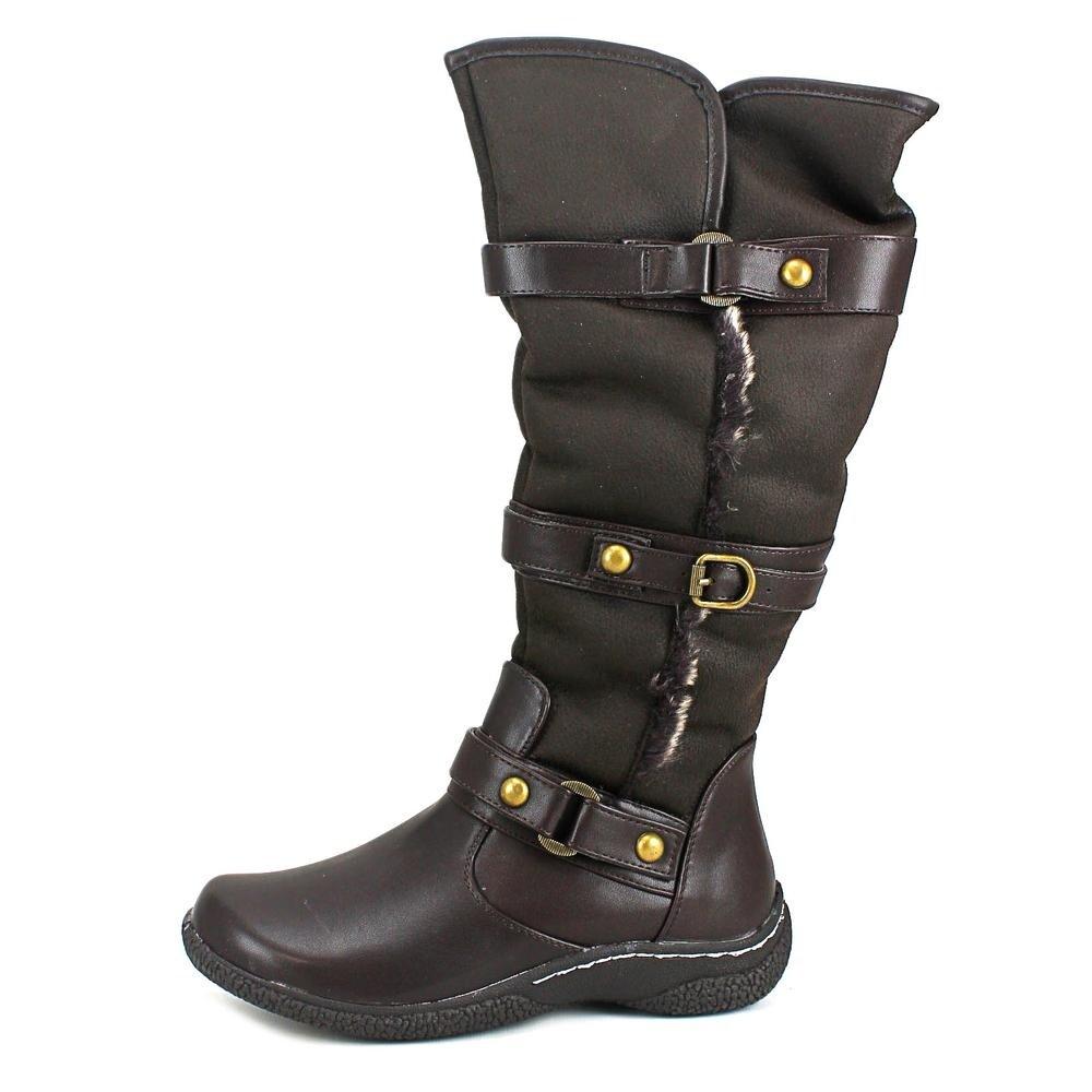 d00ce27e638a Shop Wanderlust Gabrielle Wide Calf Women Brown Brun Boots - Free Shipping  On Orders Over  45 - Overstock - 14473593