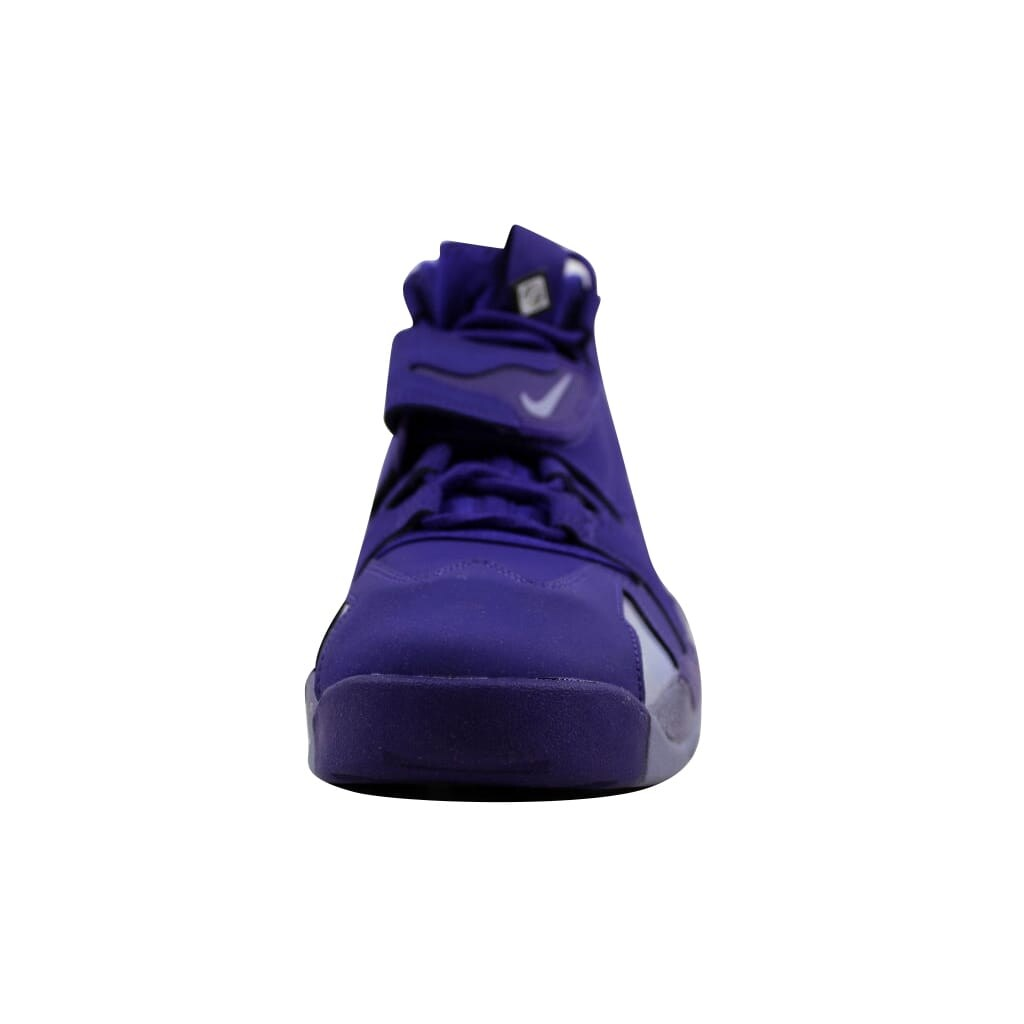 6726383c09 Shop Nike Men's Air DT Max '96 Court Purple/Iron Purple-Atomic Orange 316408 -500 Size 10.5 - Free Shipping Today - Overstock - 22340572