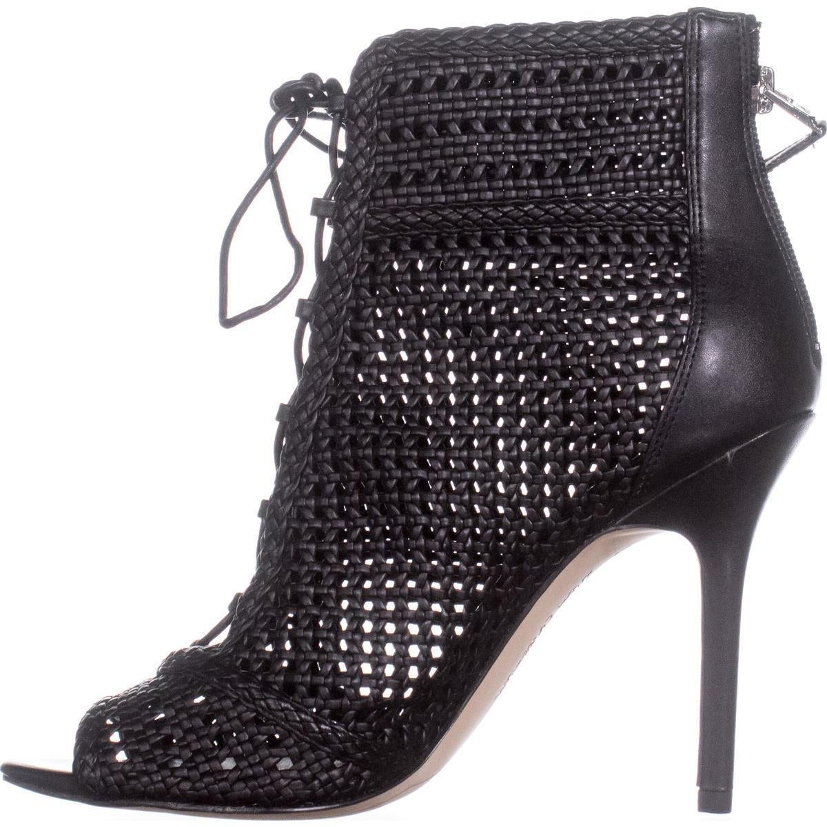9b44236a5 Shop Sam Edelman Abbie Perforated Ankle Booties