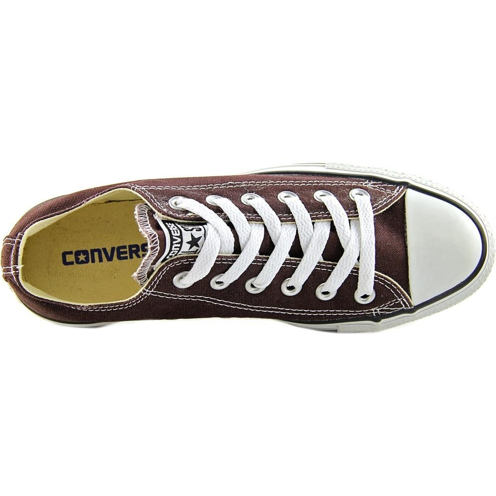 2975fd07f01 Shop Converse Chuck Taylor All Star Ox Women Round Toe Canvas Brown Sneakers  - Free Shipping On Orders Over  45 - Overstock - 17119126