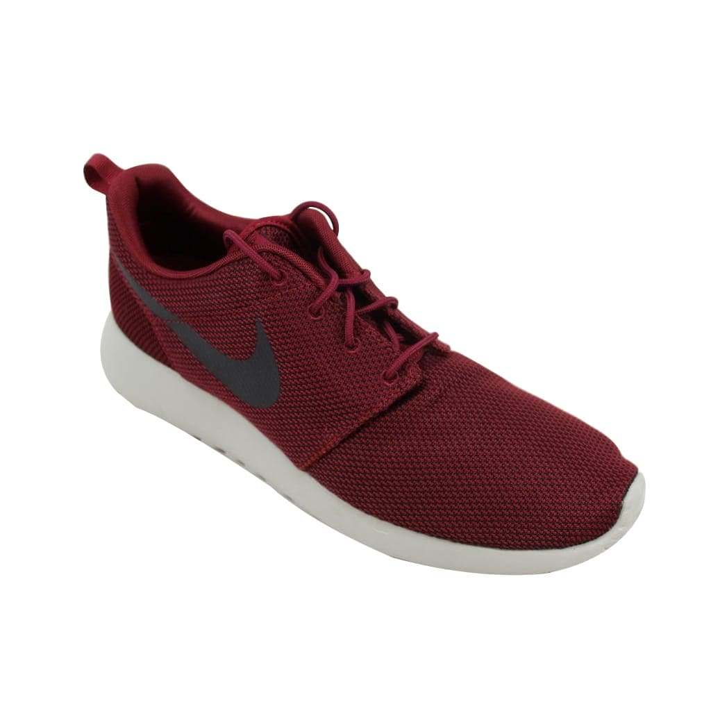 4e6c4f3b54bc Shop Nike Men s Roshe One K Team Red Black-Pale Grey AJ0068-600 - Free  Shipping Today - Overstock - 23436786