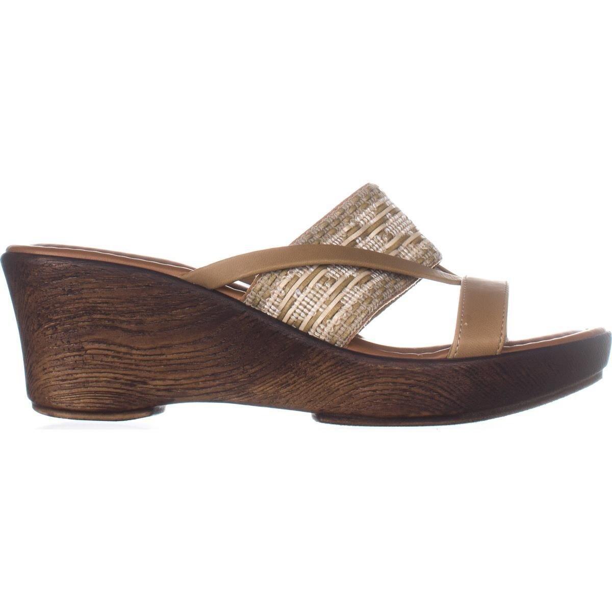76bdb6d70c96 Shop Tuscany Easy Street Rachele Comfort Wedge Sandals