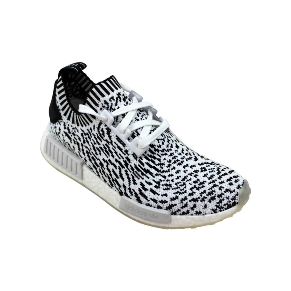 b286ebae2 Shop Adidas NMD R1 Pk Running White Core Black-Running White BZ0219 Men s  Size 8 - Free Shipping Today - Overstock - 27876759