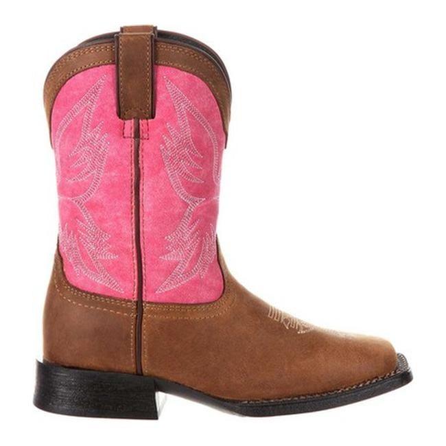 9e850aa9910 Durango Boot Children's DBT0167 Lil' Mustang 8