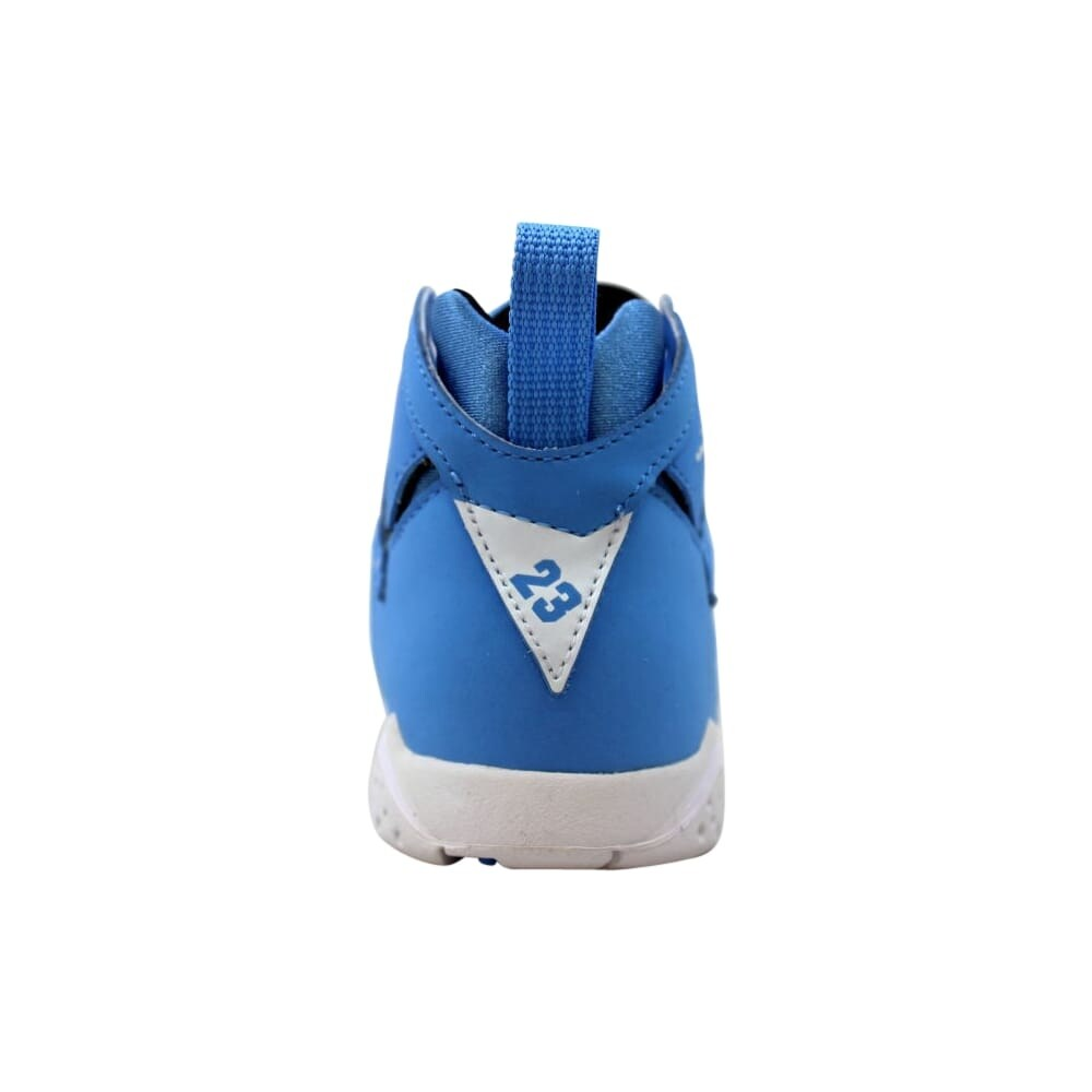 816fdf23eace Shop Nike Air Jordan VII 7 Retro TD University Blue White-Black Pantone  304772-400 Toddler - Free Shipping On Orders Over  45 - Overstock - 27993563