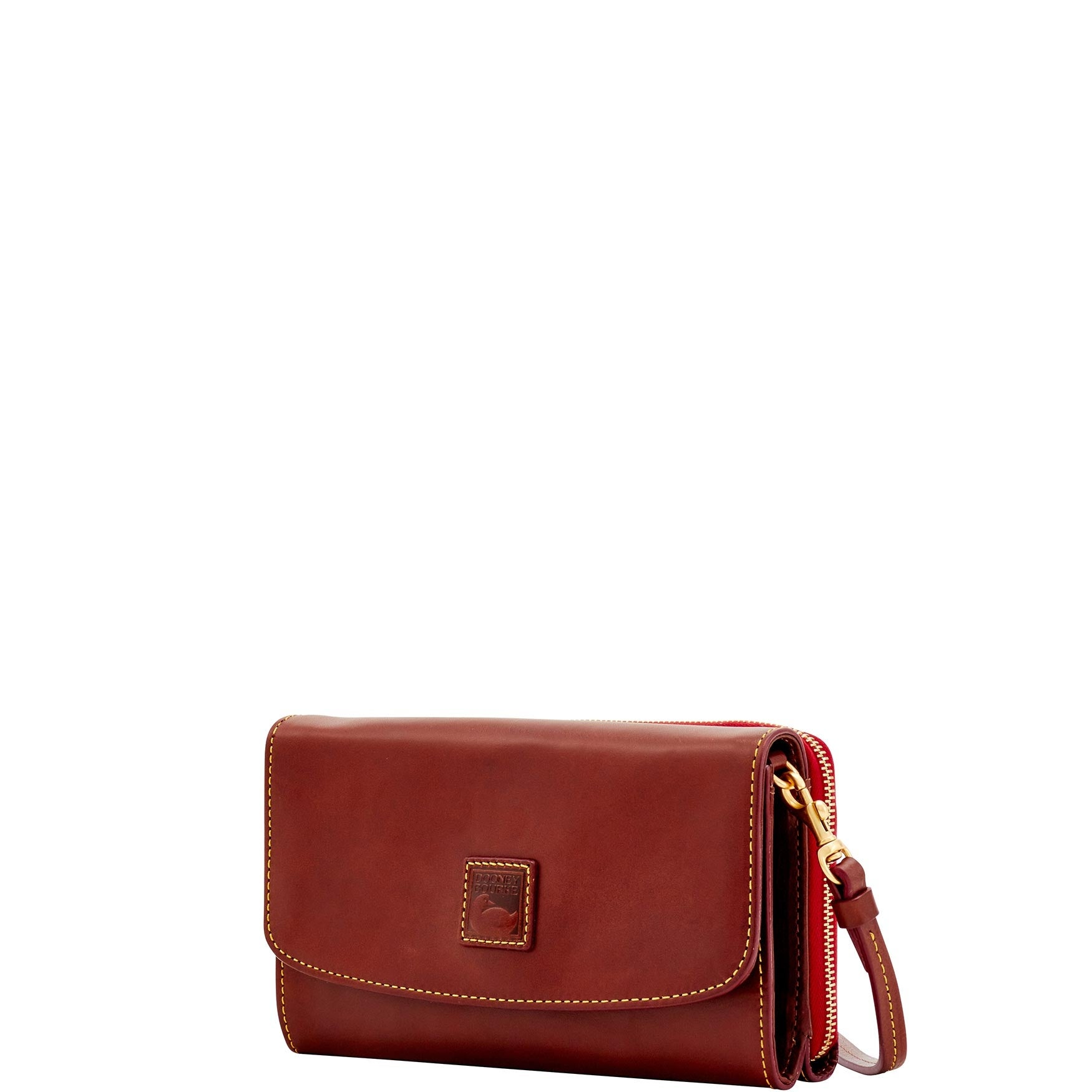 4e29b3352 Shop Dooney & Bourke Florentine Clutch Wallet Wallet (Introduced by Dooney  & Bourke at $198 in Aug 2017) - Free Shipping Today - Overstock - 17160927