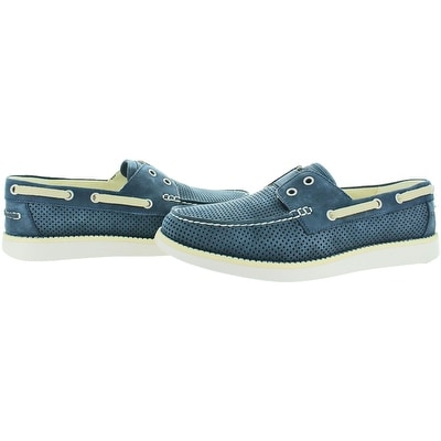 a77420f6de74 Shop Tommy Bahama Mahlue Relaxology Men s Boat Deck Shoes - Ships To Canada  - Overstock - 19968078