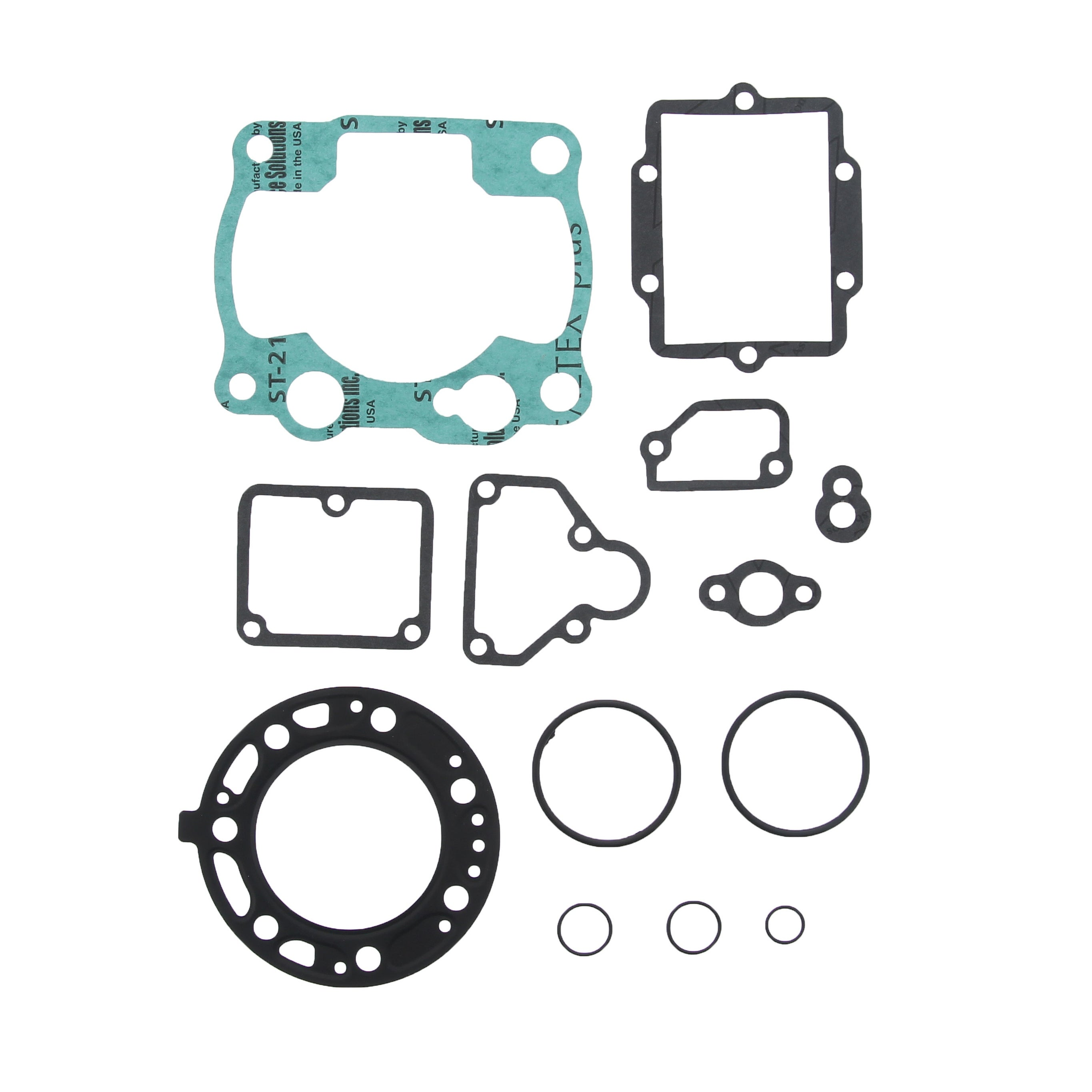 Top End Head Gasket Kit Fits Kawasaki Kx250 Kx 250 2003 By Race Wiring Harness Driven Free Shipping On Orders Over 45 Overstock 27629263