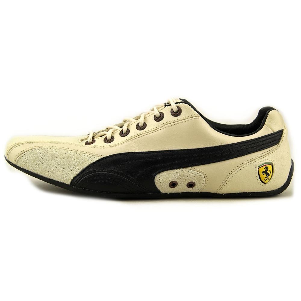 dd4eb75a4bb Shop Puma Ferrari Supersqualo Lo Women Birch-Black Sneakers Shoes - Free  Shipping Today - Overstock - 13700449